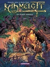 Alexandre Astier et Steven Dupré - Kaamelott Tome 9 : Les renforts maléfiques.
