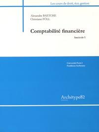 Galabria.be Comptabilité financière - 2 volumes Image