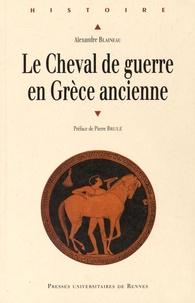 Histoiresdenlire.be Le cheval de guerre en Grèce ancienne Image