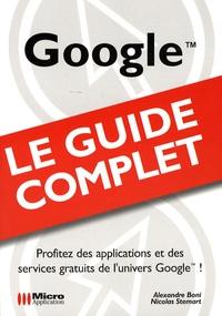 Google - Alexandre Boni |