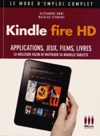 Alexandre Boni et Nicolas Stemart - Kindle fire HD.