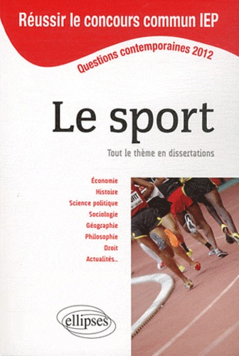 Dissertation Sur Le Sport Et Le Dopage✏️ — Write my research paper
