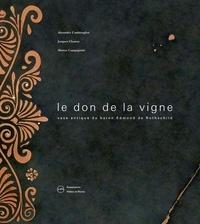 Le don de la vigne- Vase antique du baron Edmond de Rothschild - Alexandre Cambitoglou  