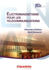 Alixetmika.fr Electromagnétisme pour les télécommunications Image