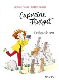 Alexandre Chardin - Capucine Flutzut chercheuse de trésor.