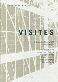 Alexandre Chemetoff et Patrick Henry - Visites. 1 DVD