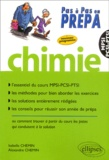 Alexandre Chemin et Isabelle Chemin - Chimie MPSI-PCSI-PTSI.