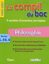 Alexandre Chèvremont et  Collectif - Philosophie - Séries L, ES, S, 2003-2007.