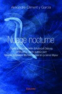 Alexandre Climent y Garcia - Nuage nocturne.