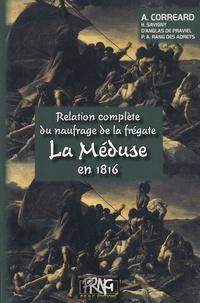 Rhonealpesinfo.fr Relation complète du naufrage de la frégate La Méduse en 1816 Image