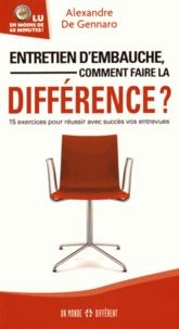 Ucareoutplacement.be Entretien d'embauche, comment faire la différence ? - 15 exercices pour réussir avec succès voss entrevues Image