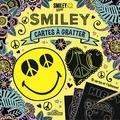 Alexandre Debrot - Cartes à gratter Smiley Hippy Cool - Avec 1 bâtonnet.