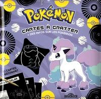 Alexandre Debrot - Pokémon cartes à gratter + des infos sur les Pokémon - Région de Galar. Avec 10 cartes et 1 bâtonnet.