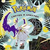 Alexandre Debrot - Pokémon Cartes à gratter Les Pokémon légendaires - Avec 10 cartes, 1 bâtonnet.