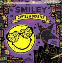 Alexandre Debrot - Smiley Cartes à gratter - Avec 10 cartes à gratter, 1 bâtonnet.