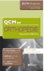 Alexandre Delpla - QCM en orthopédie.