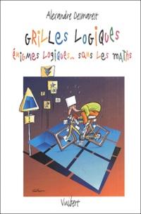 Grilles logiques. Enigmes logiques... sans les maths.pdf