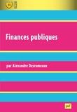 Alexandre Desrameaux - Finances publiques - Finance de l'Etat, des collectivités territoriales, de l'Union européenne et de la Sécurité sociale.