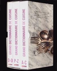 Alexandre Dumas - Grand dictionnaire de cuisine - 3 volumes.