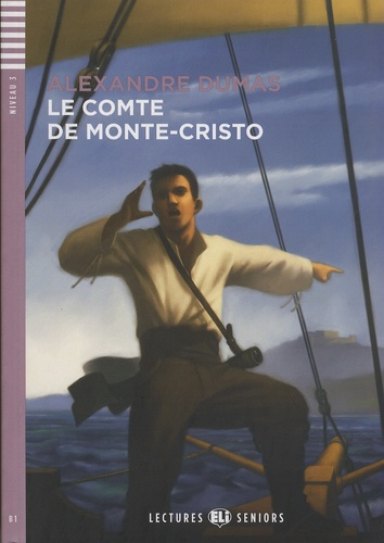 Alexandre Dumas - Le comte de Monte-Cristo. 1 CD audio