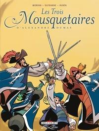 Alexandre Dumas et Michel Dufranne - Les Trois Mousquetaires Intégrale : .
