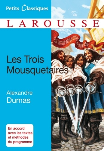 Les Trois Mousquetaires - Alexandre Dumas - Format ePub - 9782035866042 - 2,99 €
