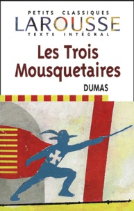 Livres de téléchargement itouch gratuits Les Trois Mousquetaires 9782035881267