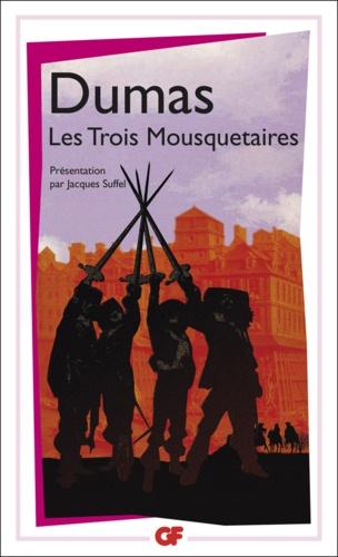 Les Trois Mousquetaires - Alexandre Dumas - Format PDF - 9782081315341 - 4,99 €