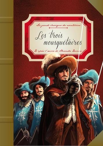 Les trois mousquetaires - Alexandre Dumas - Format ePub - 9782215121817 - 4,99 €