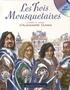 Alexandre Dumas et Loïc Ruello - Les trois mousquetaires. 1 CD audio