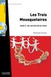 Alexandre Dumas - LFF A2 - Les Trois Mousquetaires - Tome 2 (ebook).