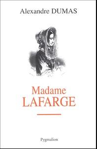 Alexandre Dumas - Madame Lafarge.