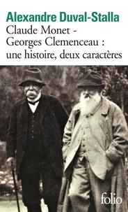 Claude Monet - Georges Clemenceau : une histoire, deux caractères - Biographie croisée.pdf