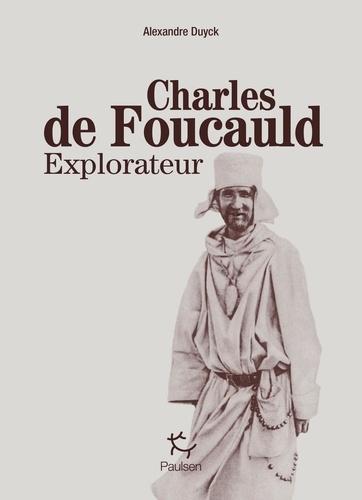 TERRA NOVA  Charles de Foucauld explorateur
