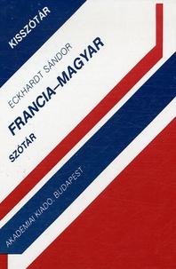 Alexandre Eckhardt - Dictionnaire français-hongrois.
