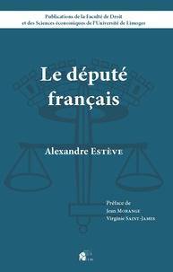 Alexandre Esteve - Le député français.