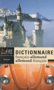 Alexandre Falco - Dictionnaire français-allemand et allemand-français.