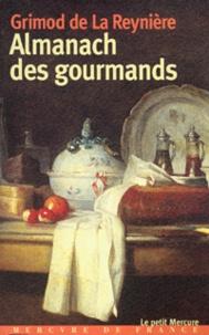 Histoiresdenlire.be Almanach des gourmands Image