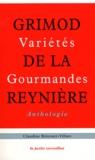 Alexandre Grimod de La Reynière - Variétés gourmandes.