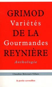 Histoiresdenlire.be Variétés gourmandes Image