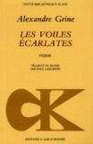 Alexandre Grine - Les voiles écarlates.