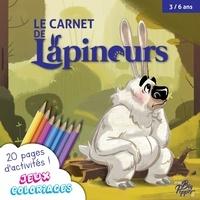 Alexandre Gros - Le carnet de Lapinours.