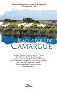 Alexandre Hurel - Je vous écris de Camargue.