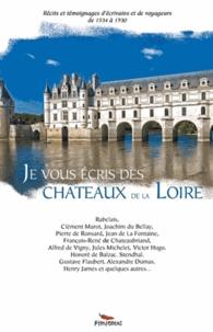 Alexandre Hurel - Je vous écris des châteaux de la Loire.