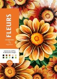 Téléchargement gratuit de cette librairie Coloriages mystères Fleurs
