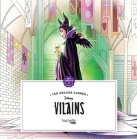 Alexandre Karam - Disney Vilains - 45 coloriages anti-stress.