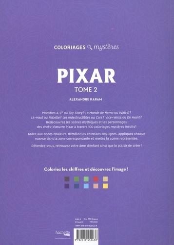 Pixar, 100 dessins à révéler. Tome 2