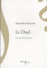 Alexandre Kouprine - Le duel.