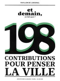 Alexandre Labasse - Et demain, on fait quoi ? - 198 contributions pour penser la ville.