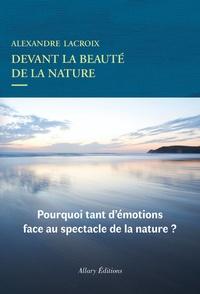 Pdf ebooks magazines télécharger Devant la beauté de la nature